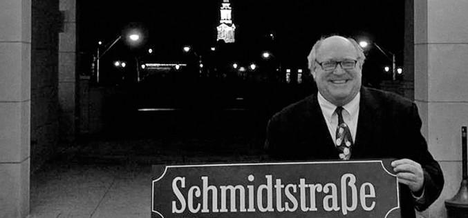 Zmarł David Schmidt, burmistrz Park Ridge