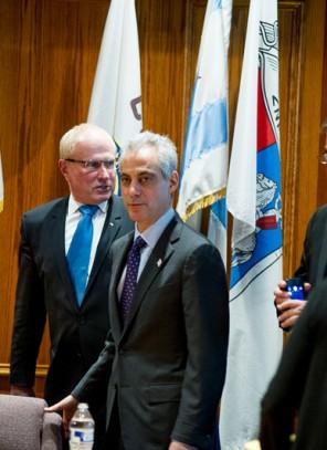 Burmistrz Emanuel z historyczną wizytą w ZNP (ZOBACZ ZDJĘCIA)