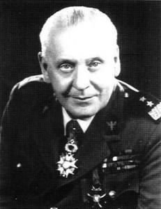 Generał Stanisław Maczek fot.Wikipedia