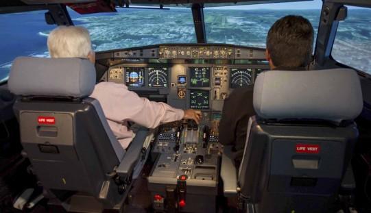 EASA rekomenduje obecność dwóch osób w kokpicie