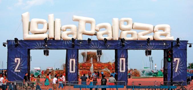 Sławy popu na festiwalu Lollapalooza