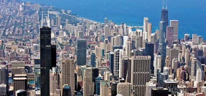 Chicago wśródnajbardziej hałaśliwych miast w USA