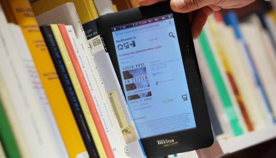 Trybunał Sprawiedliwości UE uznaje, że e-książki nie są towarem