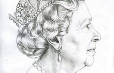 Queenâ??s fifth coin portrait