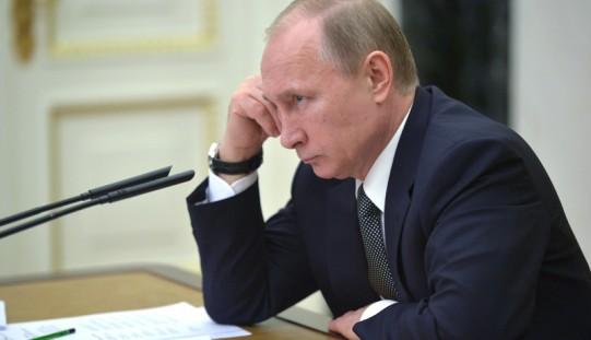 Putin: zuchwałe zabójstwo Niemcowa to hańba i tragedia Rosji