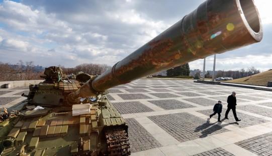 Na Ukrainie kilku Polaków walczy po stronie separatystów, ok. 10 po stronie rządowej