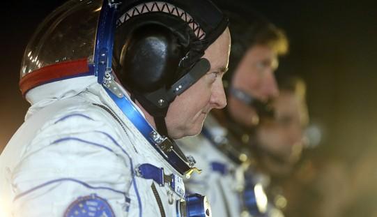 Statek Sojuz TMA-16M przycumował do stacji ISS (ZOBACZ ZDJĘCIA)