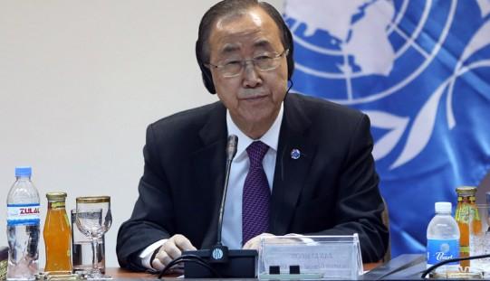 Ban Ki Mun apeluje do krajów UE o przyjmowanie uchodźców