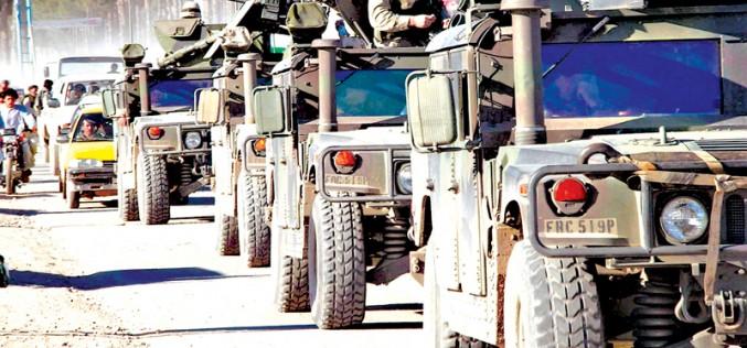 Lokalni wojskowi na liście IS