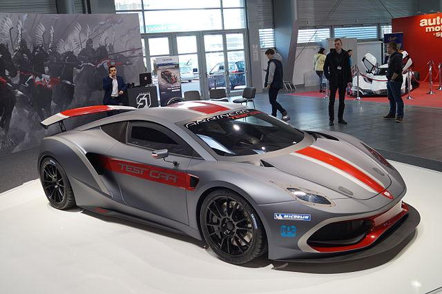 Polish supercar unveiled at Poznań Auto Show | Dziennik Związkowy