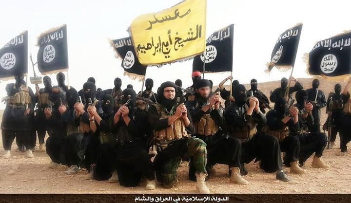 Wojownicy Państwa Islamskiego fot. Wikipedia