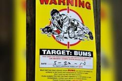 """Plakat """"Uwaga na żuli"""" będzie usuwany z chicagowskich ulic"""