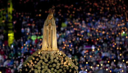 "Fatima – ""polskie"" sanktuarium na krańcu Europy"
