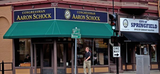 Kto na miejsce skompromitowanego Aarona Schocka w 18. okręgu?