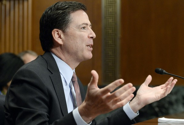 Półprzeprosiny szefa FBI
