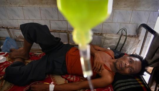 WHO: Ponad 500 tys. osób umiera co roku na malarię
