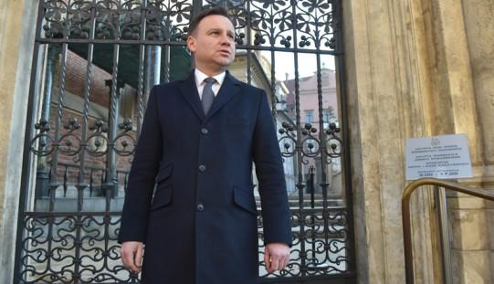 Duda: Polska powinna działać ofensywnie na arenie europejskiej