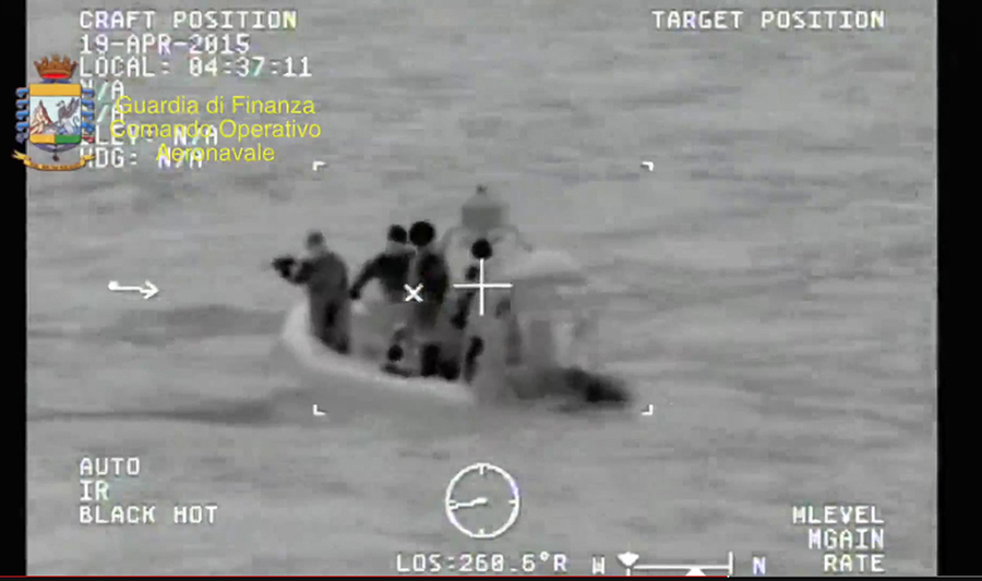 700 migrants lost at sea south of Italy
