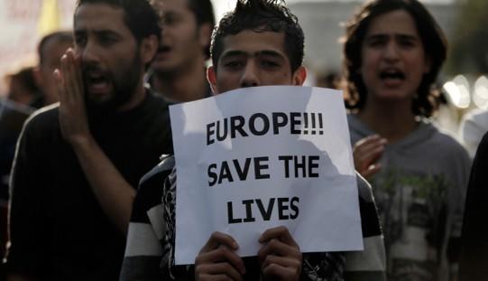 Kryzys migracyjny w UE, największy od II wojny światowej