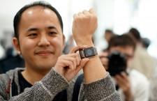 Apple Watch goes on sale