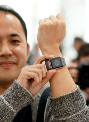 Apple Watch trafia do sprzedaży mimo problemów z zapasami (ZOBACZ ZDJĘCIA)
