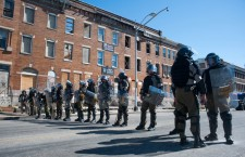 Baltimore Freddie Gray protests aftermath