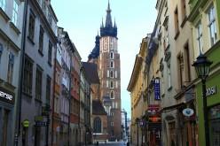 Kraków. W prima aprilis hejnał na harmonijce ustnej