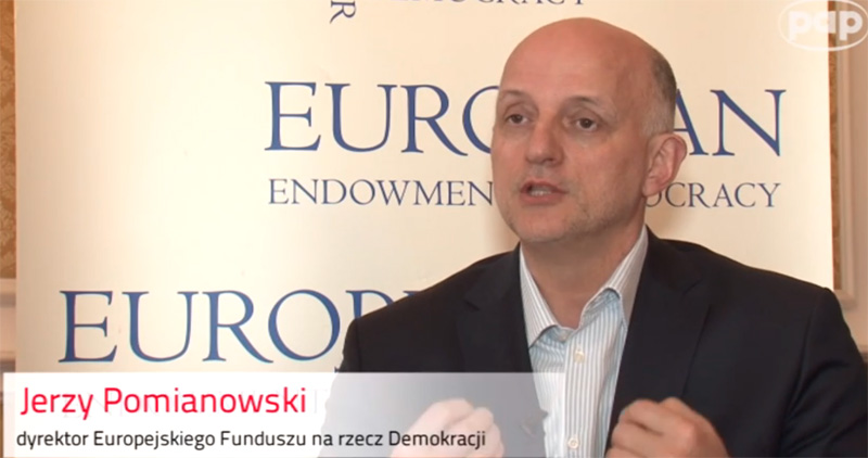 Jerzy Pomianowski fot.PAP