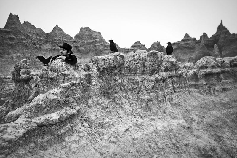 """Zdjęcie z cyklu """"Messenger"""" fot.Magda Marczewska"""