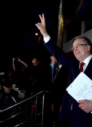Annusewicz: debata sukcesem Komorowskiego, ale nie porażką Dudy