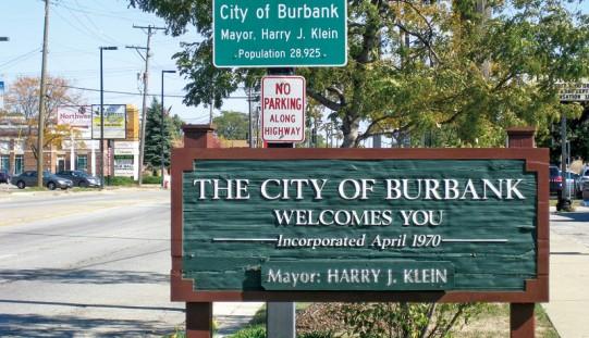 20 właścicieli utraci domy w Burbank?