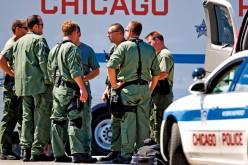 Skradziono broń z policyjnego radiowozu