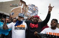 Police officers charged in homicide of Baltimore man