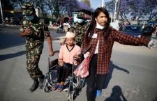 Earthquake in Kathmandu