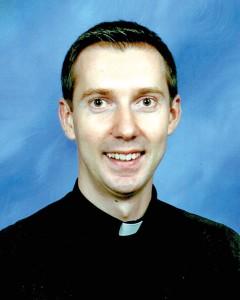 Ksiądz Robert Fedek fot.Our Lady of Victory website