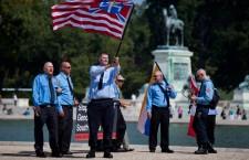 Aryan Nations Rally in Washington, DC