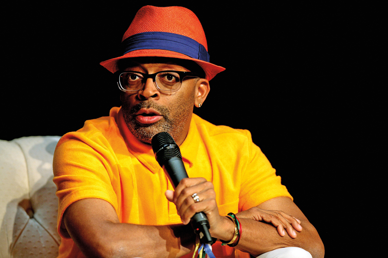 Spike Lee fot.Orlando Barria/EPA