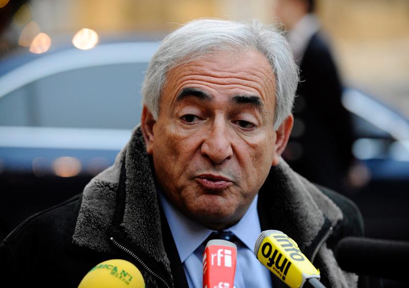 Dominique Strauss-Kahn fot.Horacio Villalobos/EPA
