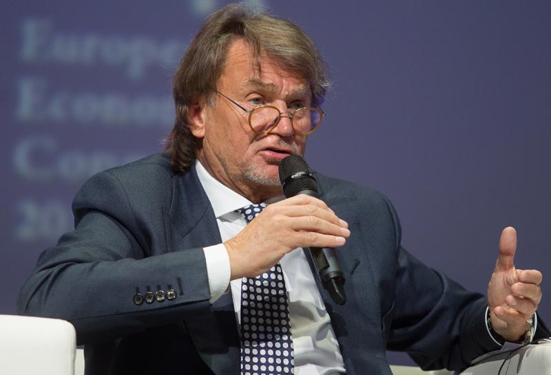 Jan Kulczyk fot.Andrzej Grygiel/EPA