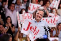 Jeb Bush: jestem kandydatem na prezydenta USA (ZOBACZ ZDJĘCIA)