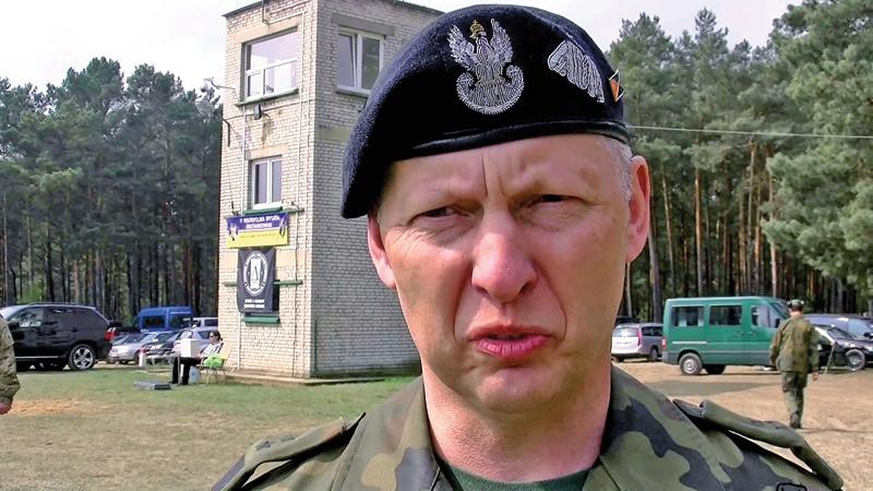 Generał Mirosław Różański fot.YouTube