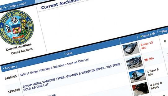 Kup sobie ciężarówkę. Na miejskiej aukcji