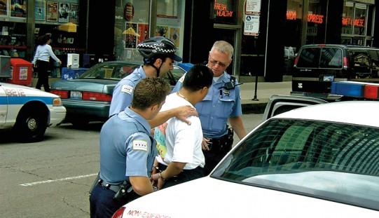 Zatrzymanieprzez policję. ABC postępowania