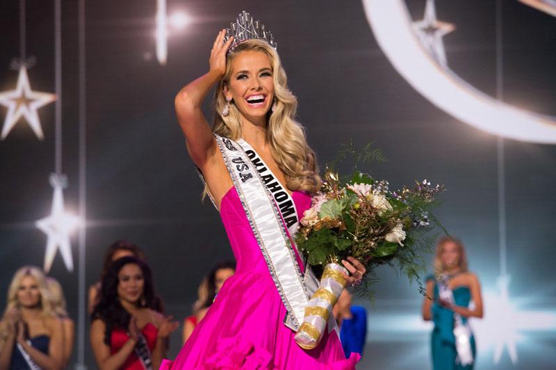 Olivia Jordan, Miss USA fot.Miss USA Facebook
