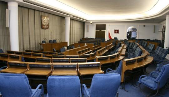 Komisje rekomendują Senatowi odrzucenie wniosku ws. referendum 25. X