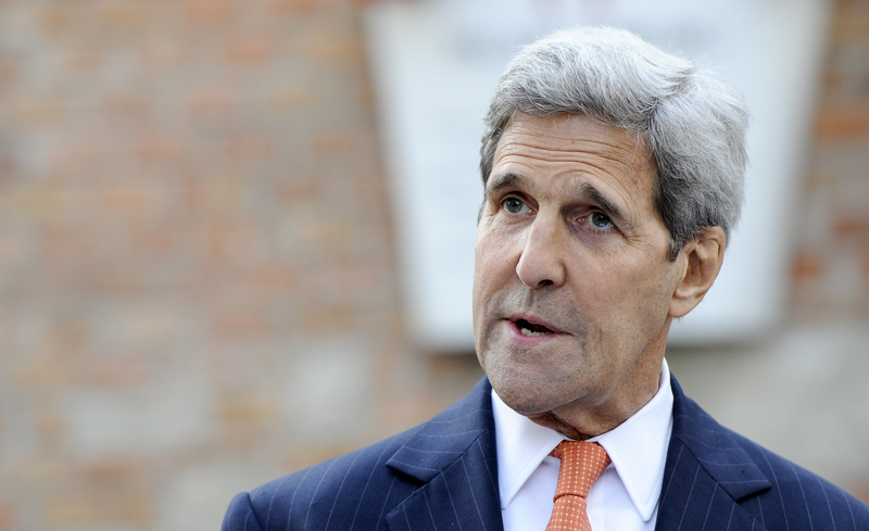 John Kerry fot.Herbert Neubauer/EPA