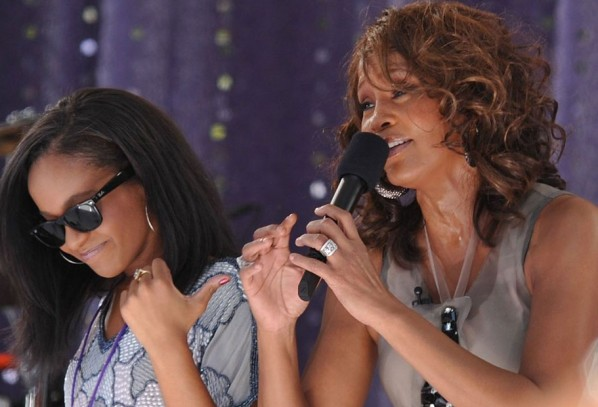 Zmarła córka Whitney Houston, Bobbi Kristina Brown