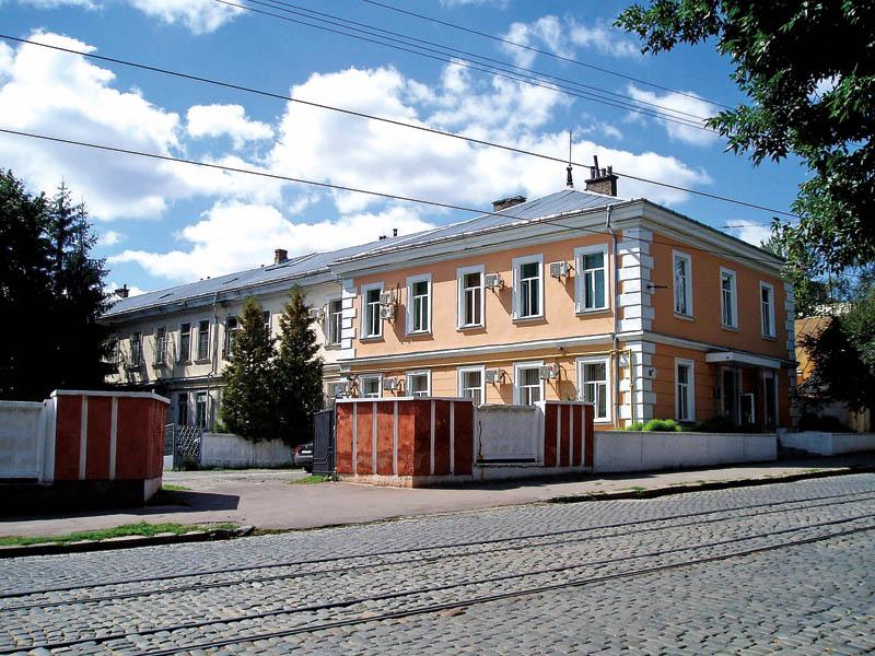 Dom Polski we Lwowie przy ulicy Szewczenki fot.Wikipedia