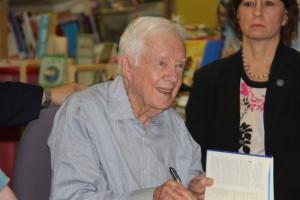 Jimmy Carter (2014) fot.Mark Turner/Wikipedia