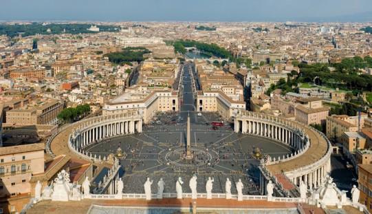 Watykan. Ubodzy i uchodźcy na premierze filmu o papieżu Franciszku